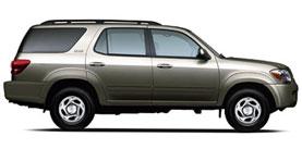 used 2006 Toyota Sequoia SR5