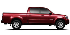 2006 Toyota Tundra Limited 4D Double Cab