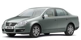 used 2006 Volkswagen Jetta Sedan 2.5L