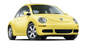 Used 2006 Volkswagen New Beetle Coupe