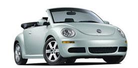 Used 2006 Volkswagen New Beetle Convertible