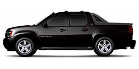 used 2007 Chevrolet Avalanche LS