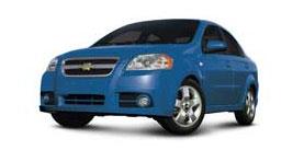 used 2007 Chevrolet Aveo LT