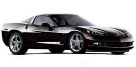 2007 Chevrolet Corvette 2D Coupe