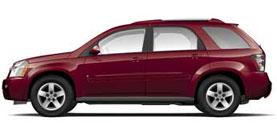 2007 Chevrolet Equinox 2WD 4dr LT