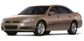 Used 2007 Chevrolet Impala 3.5L LT