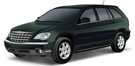 2007 Chrysler Pacifica Touring 4D Sport Utility