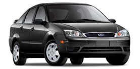 Used 2007 Ford Focus SE