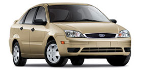 used 2007 Ford Focus SES