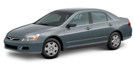 2007 Honda Accord LX 4D Sedan