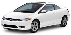Used 2007 Honda Civic Cpe EX