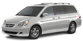 2007 Honda Odyssey image