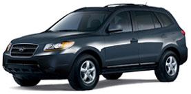 2007 Hyundai Santa Fe image