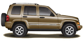 Used 2007 Jeep Liberty Limited