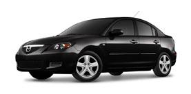 2007 Mazda MAZDA3 4dr Sdn i