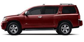 used 2007 Nissan Armada SE
