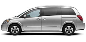 New 2007 Nissan Quest 3.5L Automatic S