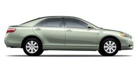 used 2007 Toyota Camry Hybrid