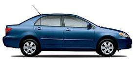 Used 2007 Toyota Corolla 4dr Sdn Auto LE