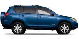 Used 2007 Toyota RAV4 4WD 4dr 4-cyl