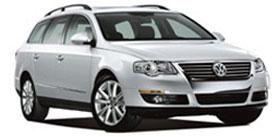 Used 2007 Volkswagen Passat Wagon 3.6L