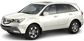 2008 Acura MDX image
