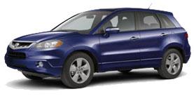 Used 2008 Acura RDX SUV