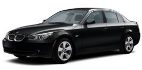Used 2008 BMW 5 Series 535i