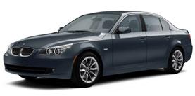 Used 2008 BMW 5 Series 550i