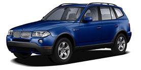 Used 2008 BMW X3 3.0si MSPORT PREMIUM PKG XENON HLAMPS
