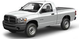 2008 Dodge Ram 1500 2WD Reg Cab