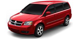 2008 Dodge Grand Caravan SXT 4D Passenger Van