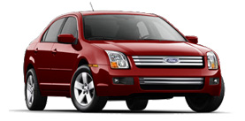 2008 Ford Fusion image