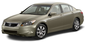 used 2008 Honda Accord Sdn EX-L