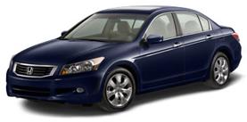 used 2008 Honda Accord Sdn EX-L