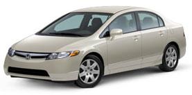 Used 2008 Honda Civic Sdn LX