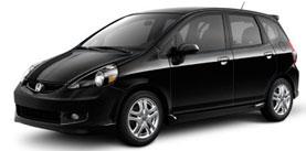 Used 2008 Honda Fit Sport