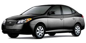 2008 Hyundai Elantra GLS 4D Sedan