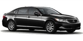 2008 Lexus LS 460 4dr Sdn