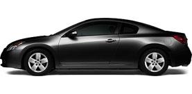 2008 Nissan Altima 2.5 S 2D Coupe