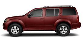 2008 Nissan Pathfinder 4D Sport Utility