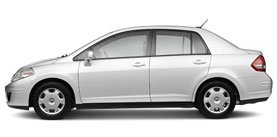 Used 2008 Nissan Versa 1.8 S