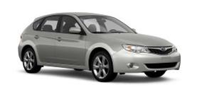 Used 2008 Subaru Impreza Wagon Natl Outback Sport