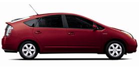 2008 Toyota Prius 4D Sedan