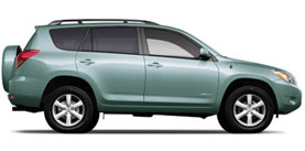 2008 Toyota RAV4 FWD 4dr 4-cyl 4-Spd AT