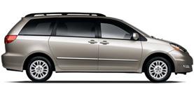 2008 Toyota Sienna 5dr Van XLE FWD