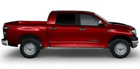 2008 Toyota Tundra 2WD Truck CrewMax 5.7L V8 6-Spd AT LTD