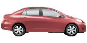 used 2008 Toyota Yaris  Sedan