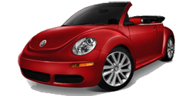 Used 2008 Volkswagen New Beetle Convertible 2dr Auto SE Convertible