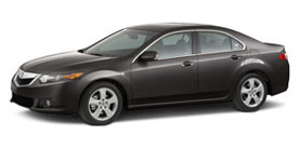 used 2009 Acura TSX Tech Pkg
